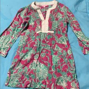 Lilly Pulitzer dress saize xs
